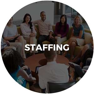 staffing accounts receivable